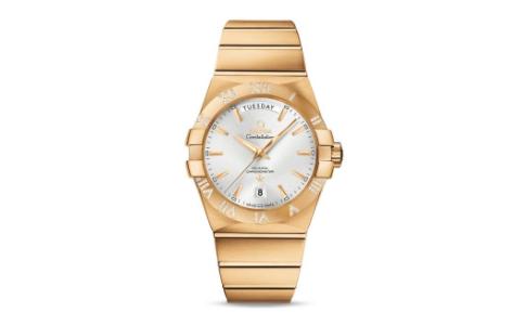 欧米茄纯金手表有哪些?