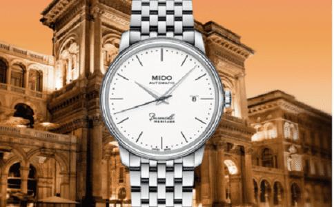 mido手表好吗?