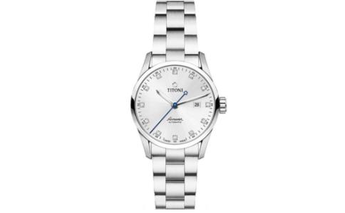女式梅花手表,简约即是优雅