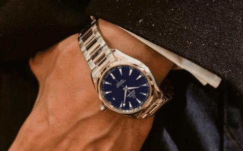 欧米茄手表007 探秘007与欧米茄的不解之缘