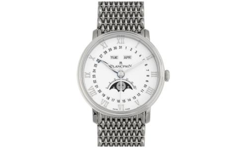 宝珀手表钢带怎么样?有哪些款式