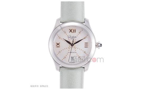 格拉苏蒂的手表,你觉得怎么样?