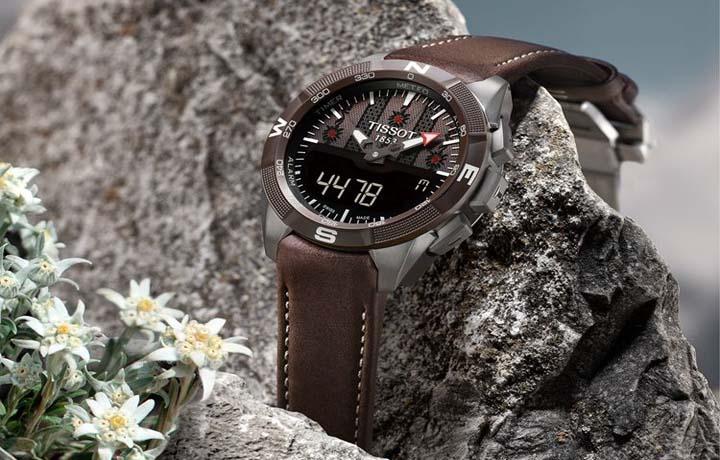 创新,源于传统 天梭腾智系列20周年特别款腕表