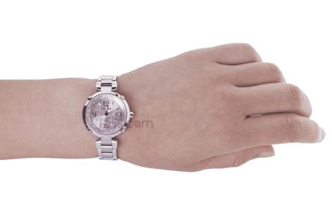 手表女西铁城,感受腕间的分秒