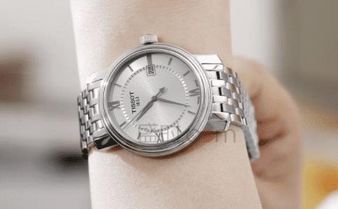天梭1853石英表,腕间的佳品