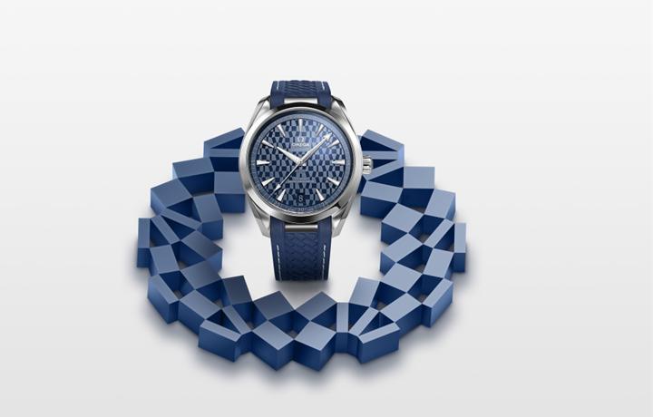 欧米茄倾情打造全新腕表,庆祝2020年东京奥运会倒计时一周年