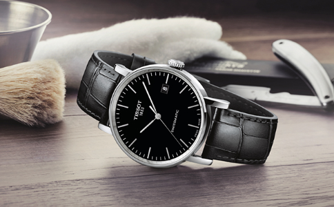 天梭是什么档次?打造品质质感腕表