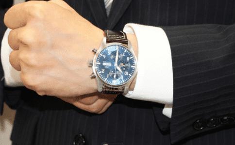 万国手表 生产计时钟表的鼻祖