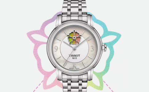 tissot1853机械表推荐 腕间不可忽视的存在