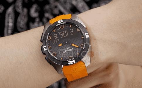 天梭腾智系列 触手可及的科技