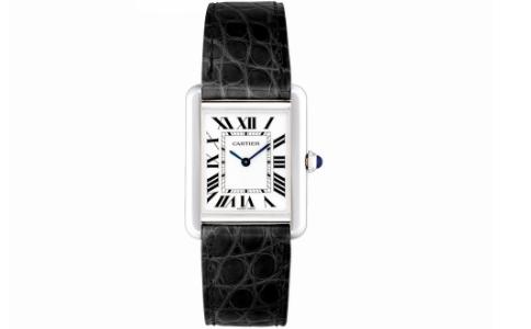 卡地亚tank手表,超越时代的先锋精神