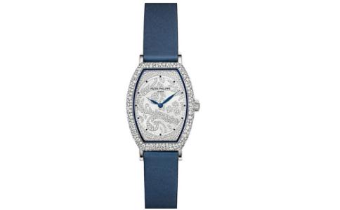 百达翡丽女士手表,流淌于腕间优雅