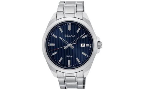 卡西欧电子手表怎么调时间?