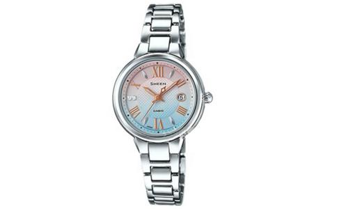 卡西欧女士手表价格及图片介绍