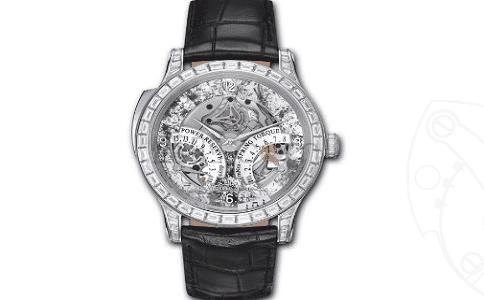 镂空手表,感受机芯运作之美