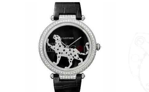 卡地亚豹子头手表怎么样