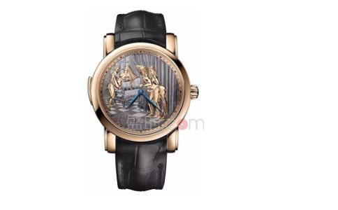 雅典三问手表怎么样?