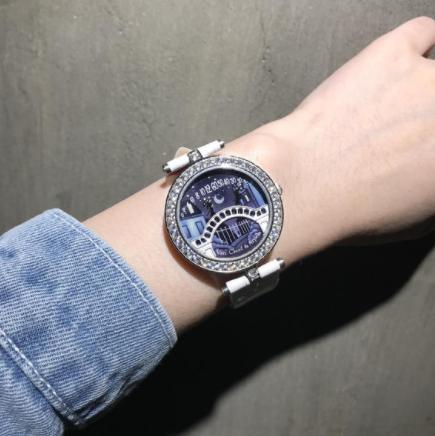 情人桥手表怎么样?情人桥手表什么档次?