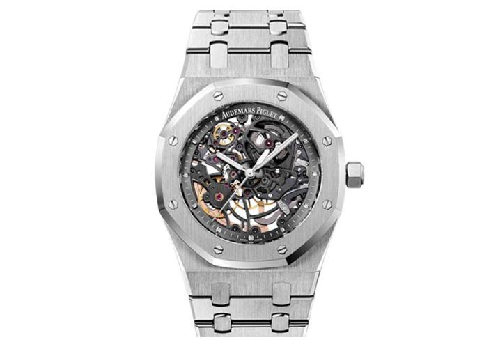 制表传奇——爱彼最独特的皇家橡树系列腕表