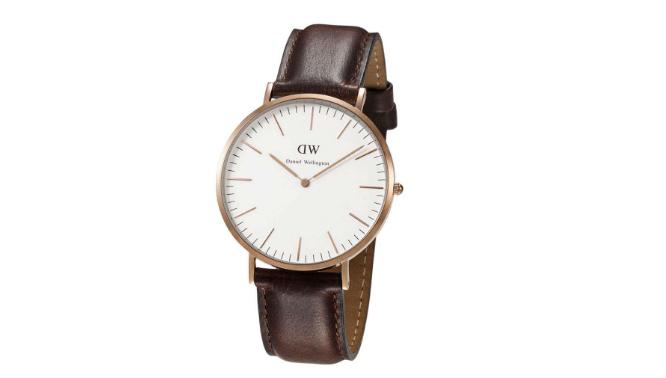 dw手表表带太松了或者太紧了怎么办?dw手表怎么调表带?