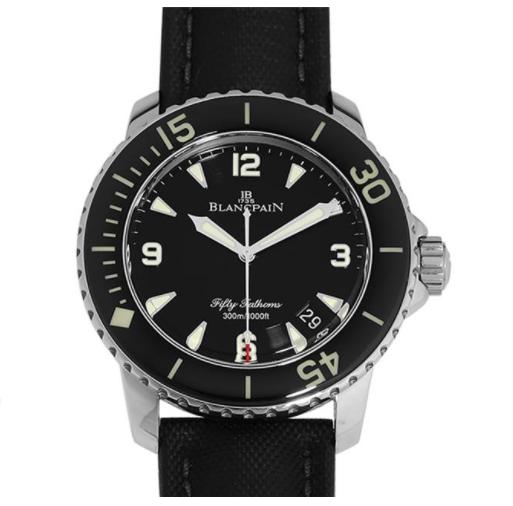 宝珀五十噚系列腕表打破传统规则,成就潜水梦想