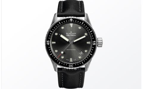 宝珀50噚,专业潜水式腕表