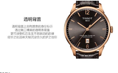 天梭手表1853型号,时尚腕表你更喜欢哪款?