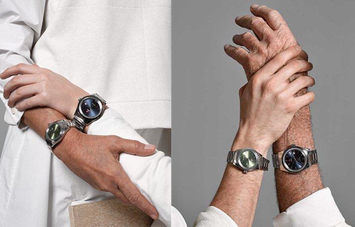 瑞士雷达表Tradition传承系列Golden Horse金马自动机械腕表