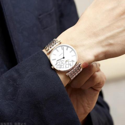 浪琴手表的保养价格是十分实惠的