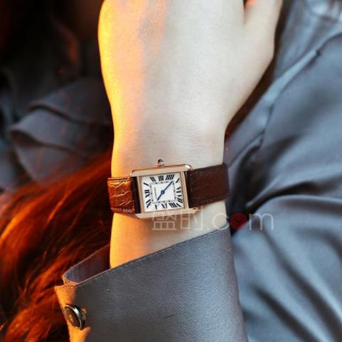 女生戴手表应该戴在哪只手上比较好