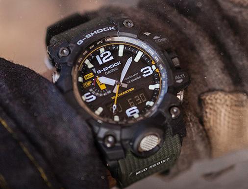 你的卡西欧石英手表,换电池了吗