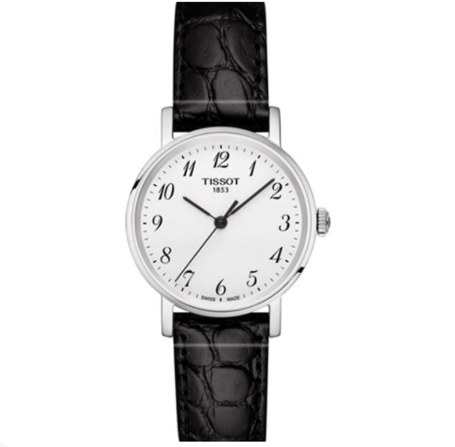 天梭1000左右的纤薄简约手表