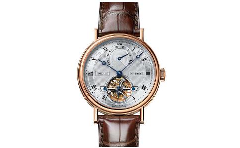 瑞士机械腕表,来自分秒的魅力