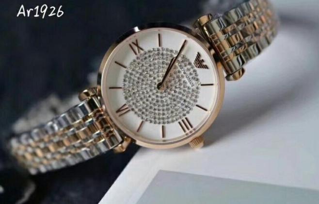 阿玛尼手表的阿玛尼满天星官网价格高吗?