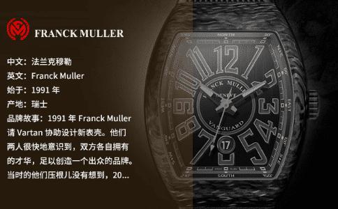 手表品牌排行之部分