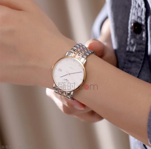 女士手表戴在左手还是右手?正确戴表加分不少