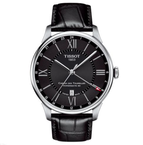天梭手表经典系列-杜鲁尔