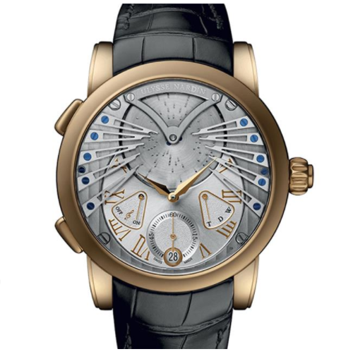雅典手表表带的搭配是一门大学问