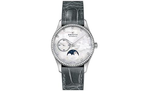 真力时手表是什么档次?