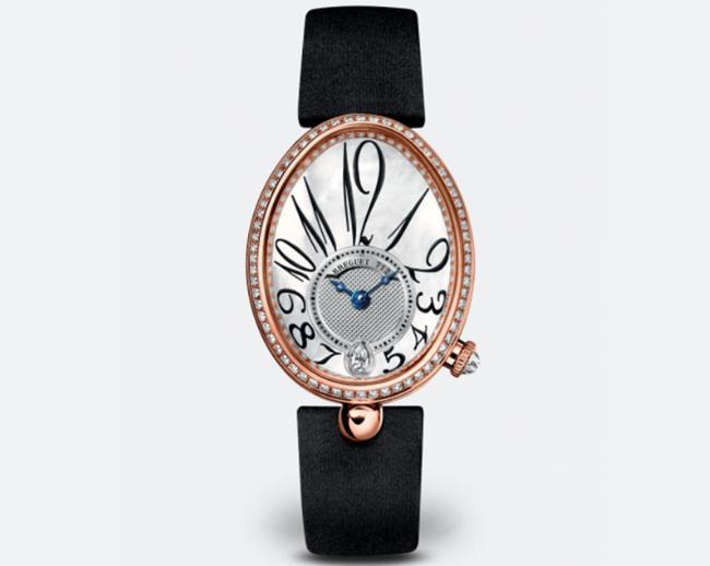 宝玑那不勒斯皇后系列,皇后、王后,无论叫什么都是女士最喜爱的腕表