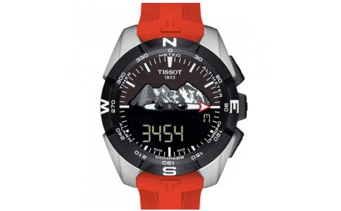 百圣牛手表怎么调时间?