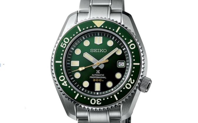 精工潜水表:世界领先潜水技能