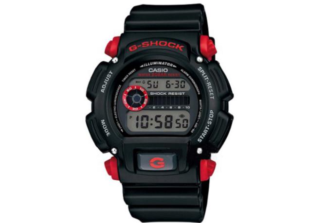 卡西欧手表图片与真实手表一样吗?卡西欧手表图片为什么这么好看