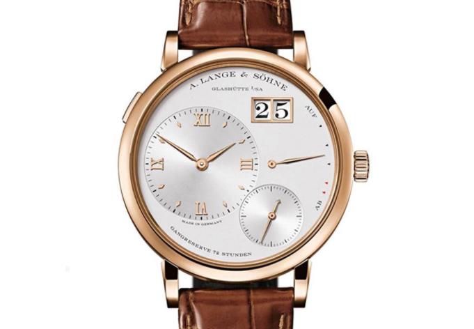 朗格手表故障与维修,应当找朗格手表专修店