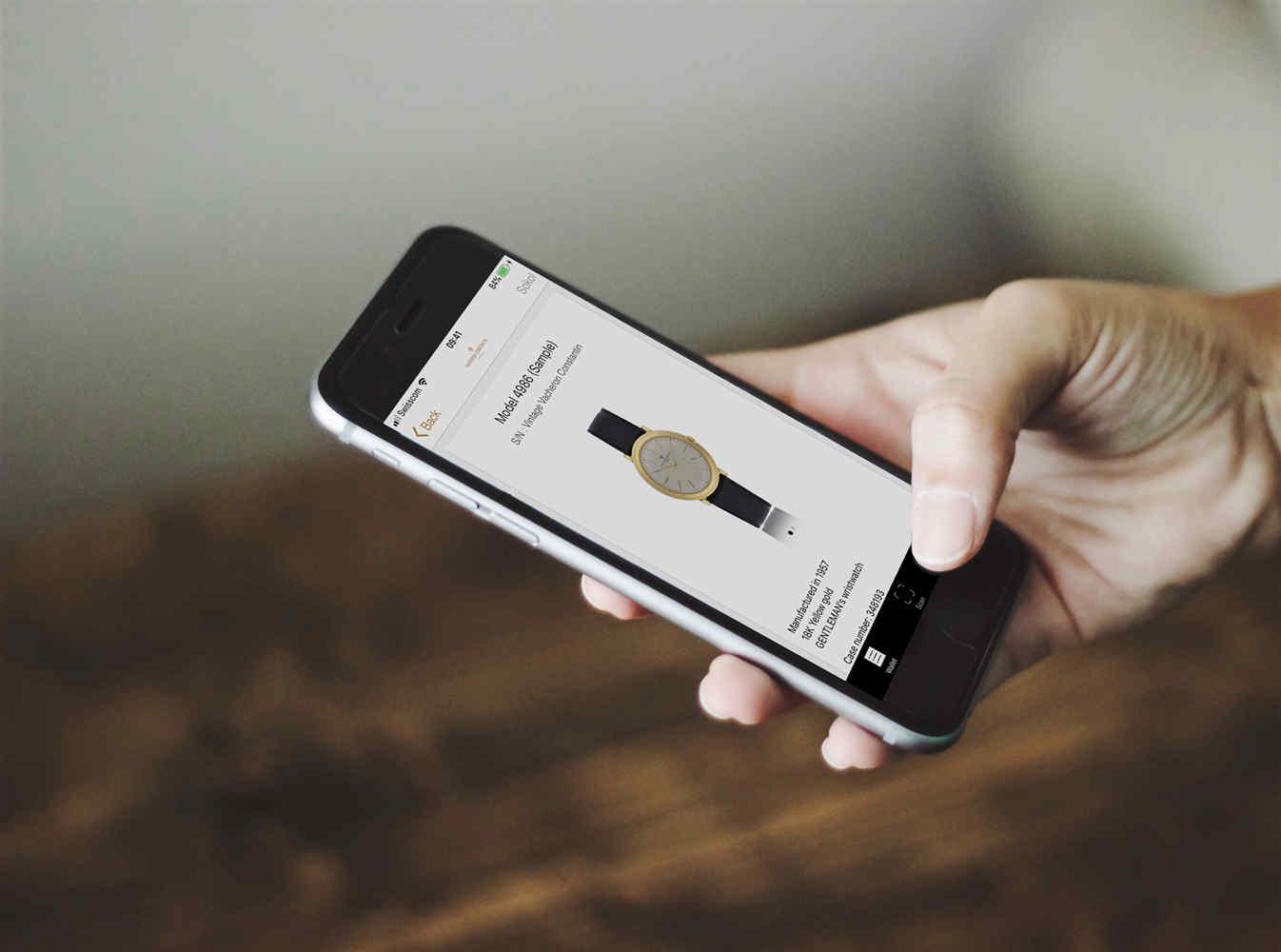 江詩丹頓將區塊鏈技術運用于數字認證證書