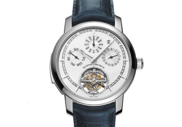 江诗丹顿男士手表--跟随时间不断发展的品牌