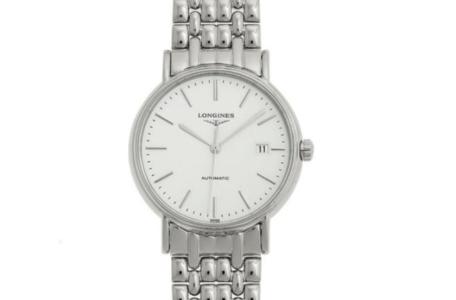 适合白领上班族佩戴的手表:浪琴