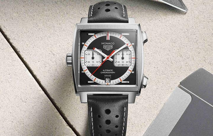 传承经典,再续传奇:TAG Heuer泰格豪雅发布第四款Monaco限量版腕表