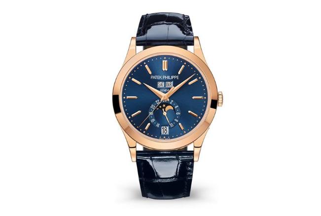百达翡丽男士手表——每个男士都应该拥有