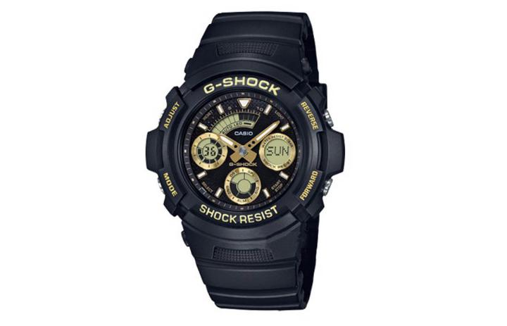 了解卡西欧gshock真假对比,杜绝买到假手表